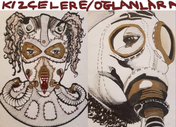 en güzel maske çeşitleri